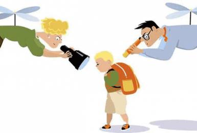 dịch vụ bảo vệ giám sát con cái